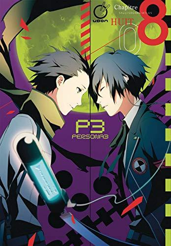 persona 3 manga - 8