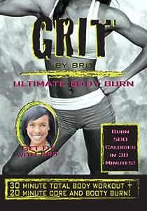 GRIT by Brit Ultimate Body Burn