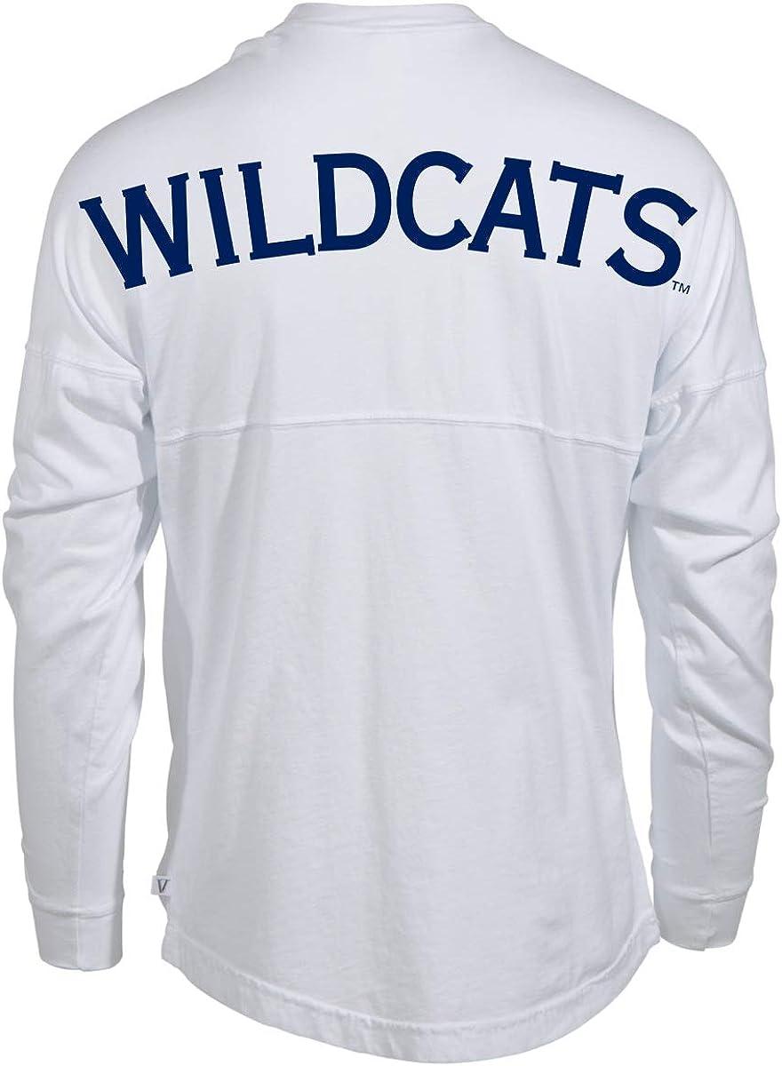 Venley NCAA Arizona Wildcats 03UA-2 Premium Unisex Boyfriend T-Shirt