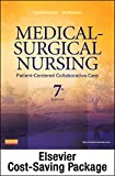 Medical-Surgical Nursing Single-Volume Text and Elsevier Adaptive Learning and Quizzing Package (Retail Access Card), Ignatavicius, Donna D. and Workman, M. Linda, 0323320724