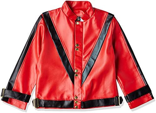Child's Michael Jackson Thriller Red Jacket - highly rated