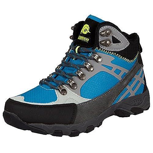 e9c86a51 GUGGEN MOUNTAIN Zapatillas de Senderismo Zapatos Para Caminar Botas ...