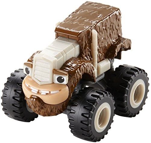 Fisher-Price Nickelodeon Blaze & the Monster Machines, Gasquatch
