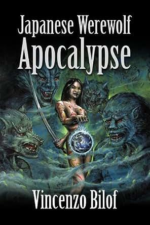 Amazon.com: Japanese Werewolf Apocalypse eBook: Vincenzo