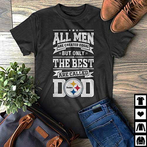36e2bf33 Amazon.com: The Best Called Dad Pittsburgh-Steelers Father's Day ...