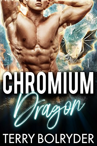 Chromium Dragon (Dragon Guard of Drakkaris Book 6) cover