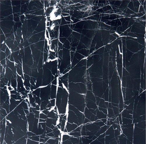 China Black Marble - CHINA BLACK MARBLE 12x12