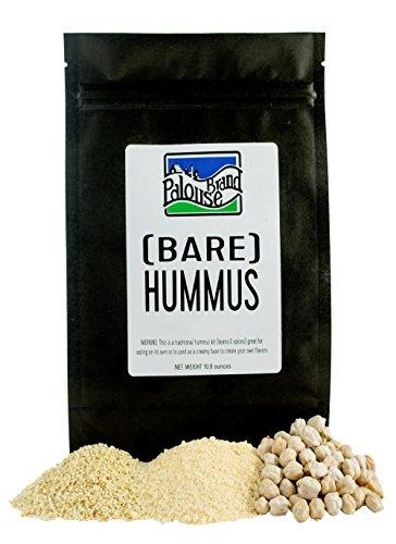 Singe Recipe Bare Hummus Kit