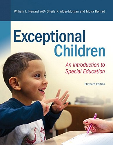 134027116 - REVEL for Exceptional Children: An Introduction to Special Education with Loose-Leaf Version (11th Edition) (What's New in Special Education)