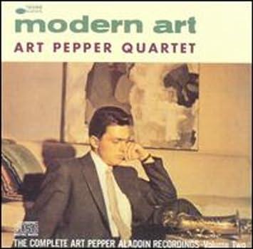 Modern Art Vol 2 Art Pepper