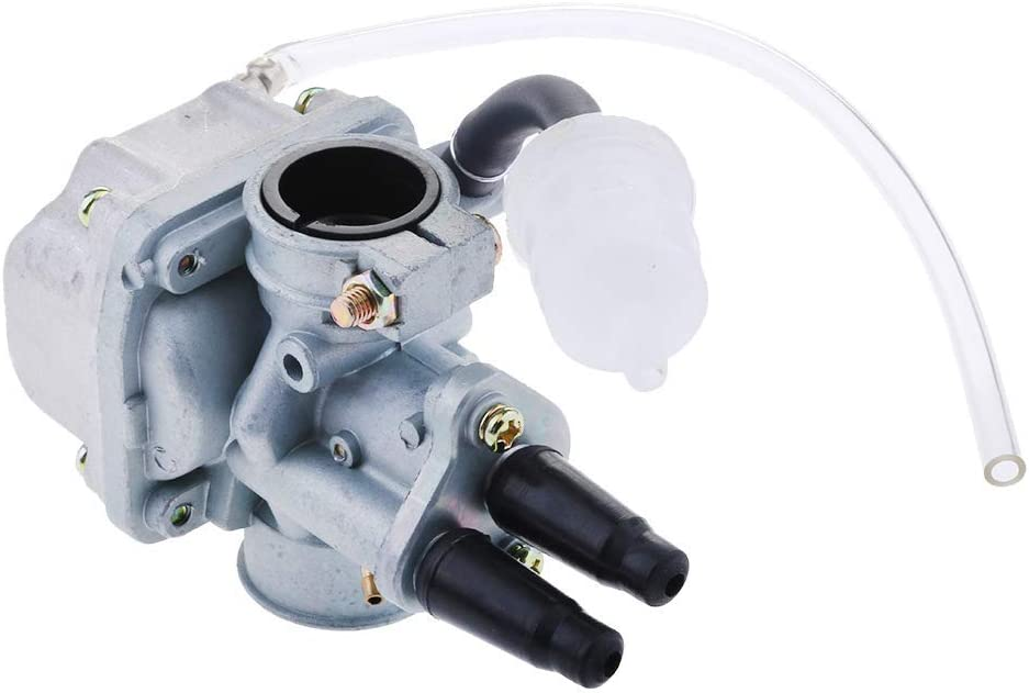 HarmonyHappy 27mm Carburador Carbu de Moto Dirtbike para Yamaha PW 80 Y-Zinger BW 80