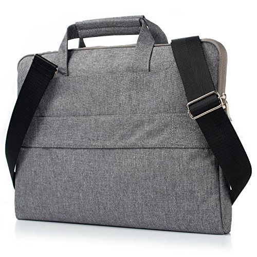 Beyllord 11.6 Inch Laptop Bag, Waterproof Polyester Fabric b