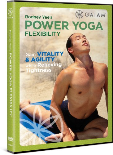 Power Yoga Flexibility Rodney Yee