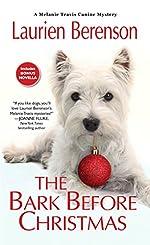 The Bark Before Christmas (A Melanie Travis Mystery Book 18)