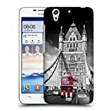 Head Case Designs London Bridge England Best of Places Protective Snap-on Hard Back Case Cover for Huawei Ascend G630