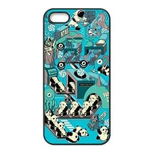 iPhone 4 4s Cell Phone Case Black Panda Factory Zpimr