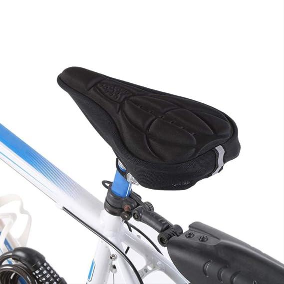 TAOZYY Cubre Sillín Bicicleta Cubierta de Asiento de Bicicleta ...