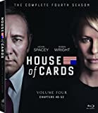 House of Cards: Season 4 (Blu-ray + UltraViolet)