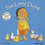 img - for Five Little Ducks (Hands-on Songs) book / textbook / text book