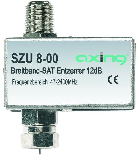Axing SZU 8-00 - Ecualizador (47-2400 MHz)