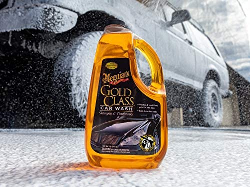Meguiars G7164EU Shampoo Gold Class de Meguiar, 1.89 Litros ...