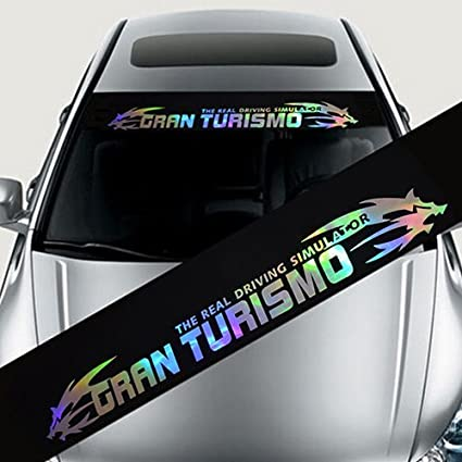 Window Stickers For Cars >> Skins Decals Decal Stickers For Cars Car Window Stickers Front Windshield Decal Waterproof Decal Sticker For Civic Camry Ford Focus Laser