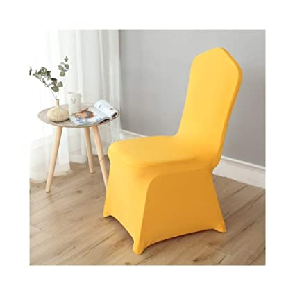 Phenomenal Amazon Com Mucc Elastic Chair Covers For Weddings Squirreltailoven Fun Painted Chair Ideas Images Squirreltailovenorg