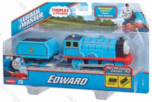 Thomas and Friends Trackmaster Revolution Motorized Engine Trains Mattel Sets Trackmaster Edwaard - BML11 (Thomas Friends And Karaoke)