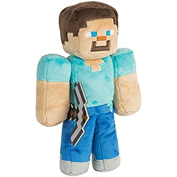 "Minecraft 12"" Steve Plush Stuffed Toy"