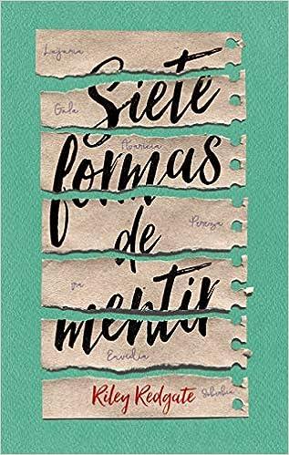 Siete formas de mentir (Serendipia): Amazon.es: RILEY ...