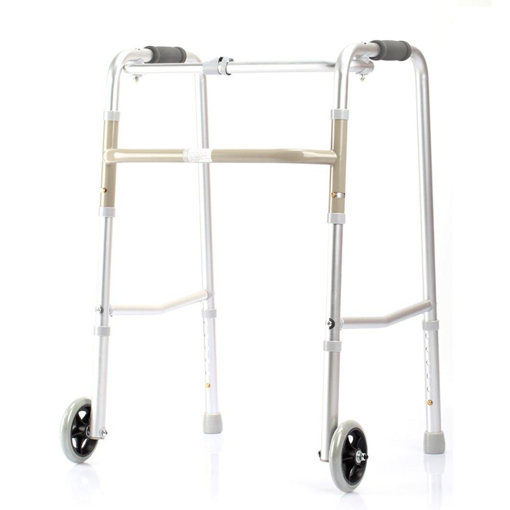 高齢者のためのアルミニウム合金折り畳み式調節可能な滑り止めプーリー   B07KCYR255