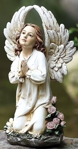 angel garden ornaments canada weeping statue for sale statues melbourne kneeling