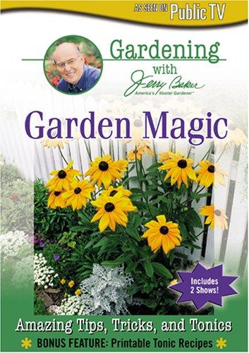 Jerry Baker: Gardening Magic 1 & 2 by E1 ENTERTAINMENT