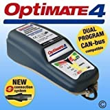Optimate - Chargeur 4 Batterie Duo