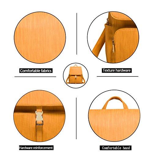 Le remportant la Dos Anniversaire Casual Coupe Orange de à félicitations Fashion Bag Monde du la Femme Tisdaini 20ème Sac France gn1x4q88p