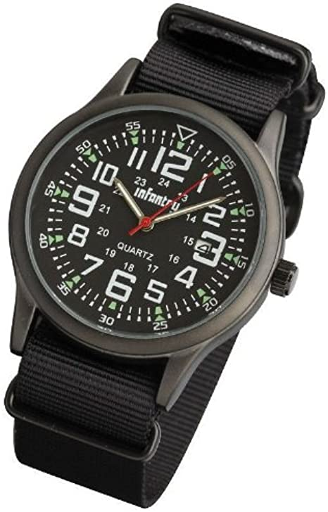 Amazon.com: Military watches for men us army tactical wrist ...