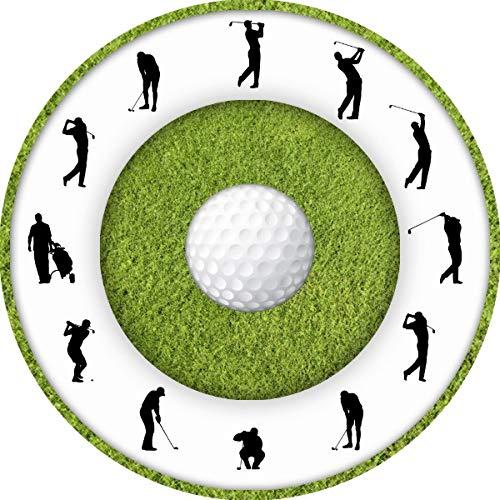 Clock Golf Club - PotteLove 12