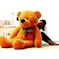 Mrbear Lovable/Spongy 7 Feet Large Cute Teddy Bear for Kids & Girls Special Gift for (Brown)