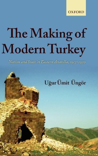 the making of modern turkey nation and