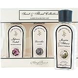 Ashleigh & Burwood Fragrance Lamp Fragrances 3x 180ml - Sweet & Floral Collection