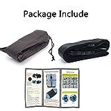 Nylon Luggage Strap with Lock Travel Suitcase Belts