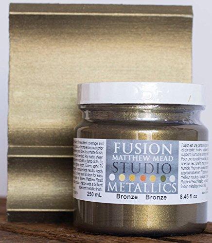 Fusion Mineral Paint Metallic Bronze 250 ml