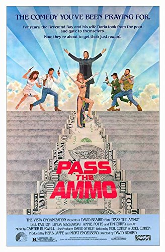 Antiquated the Ammo Poster Movie 27 x 40 Inches - 69cm x 102cm Bill Paxton Tim Curry Linda Kozlowski Annie Potts Anthony Geary Dennis Burkley Glenn Withrow
