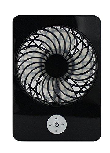 Batteria ventilatore da tavolo portatile mini ventola usb 3 velocit con 18650 batteria - Ventilatore da tavolo usb ...