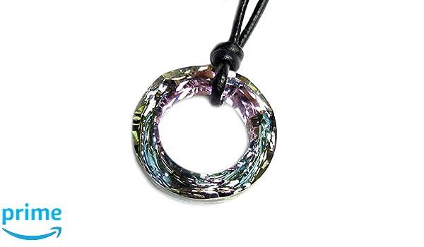 Luz Vitrail Queenberry con cristales de Swarovski de Ángel ...
