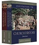 Invitation to Church History, 2 Volume Set: The Story of Christianity (Invitation to Theological Studies)