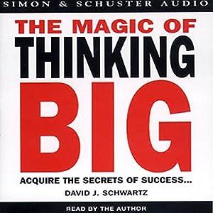 Amazon Com The Magic Of Thinking Big Audible Audio border=