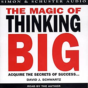 The Magic of Thinking Big Hörbuch