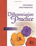 Differentiation in Practice 1st Edition
