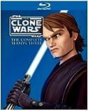 Star Wars: The Clone Wars - Season 3 [Blu-ray]